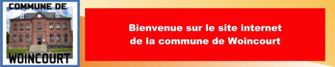 COMMUNE DE WOINCOURT